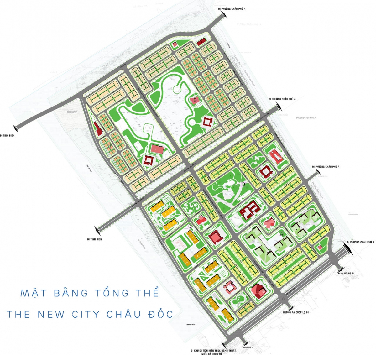 the new city chau doc tong the 1200